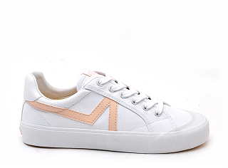 BIRMINGAM 1540 GROUND TENNIS CANVAS:Rose