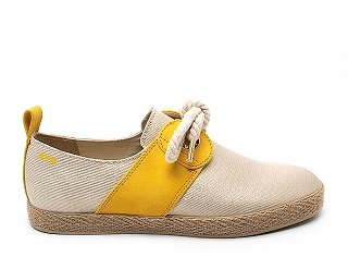 PANTHERE CARGO ONE MATRIX VELVET:Jaune