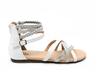 4251 AED009F1S:Blanc