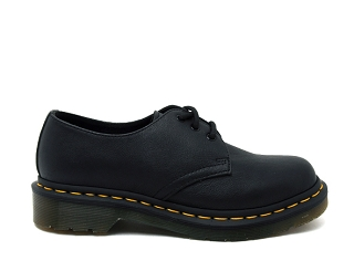 DR MARTENS 1461 BLACK VIRGINIA<br>Noir