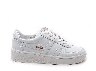 GOLA GRANSLAM LEATHER<br>Blanc