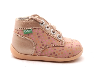 KICKERS BONBON<br>Rose