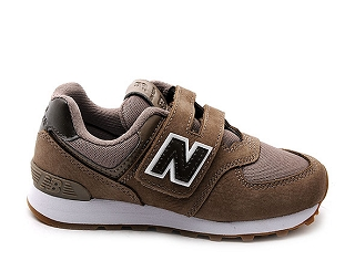 NEW BALANCE YV574<br>marron