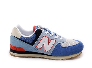 NEW BALANCE GC574<br>Bleu