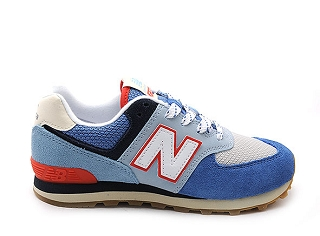 NEW BALANCE PC574<br>Bleu
