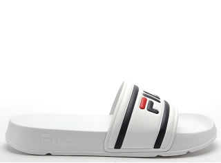FILA MORRO BAY SLIPPER<br>Blanc