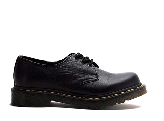 DR MARTENS 1461 VIRGINIA<br>Noir
