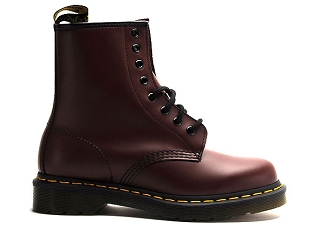 DR MARTENS 1460 SMOOTH<br>Bordeaux
