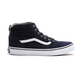 VANS YT WARD HI OUTDOOR<br>Bleu