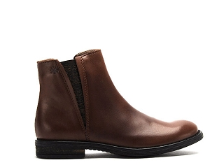 Acebos boots bottine 9671 marron