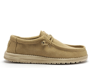 DUDE WALLY CLASSIC<br>Beige
