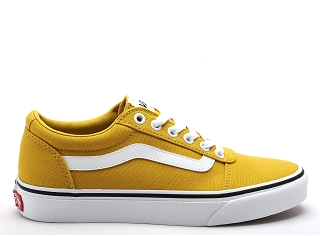 VANS WARD CANVAS<br>Jaune