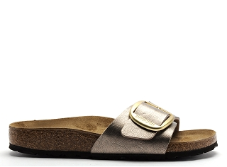 STONE ONE MADRID BIG BUCKLE BF:Beige