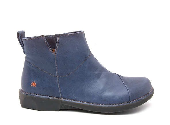 Art boots bottine plates bergen 920 bleu1715102_2