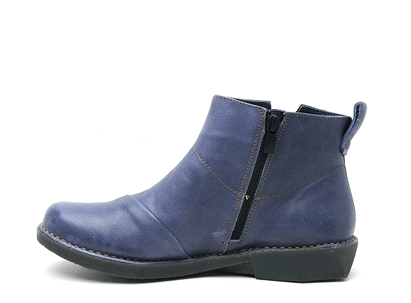 Art boots bottine plates bergen 920 bleu1715102_3