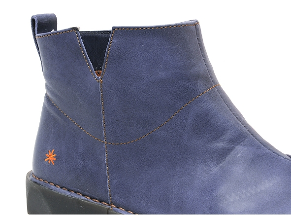 Art boots bottine plates bergen 920 bleu1715102_4