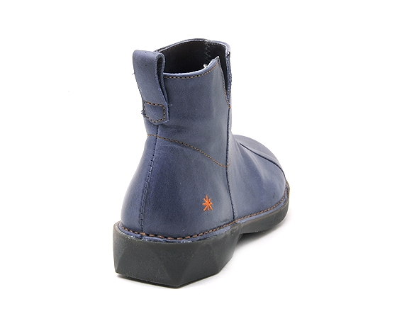 Art boots bottine plates bergen 920 bleu1715102_5