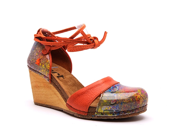 Art escarpins valby 499 orange