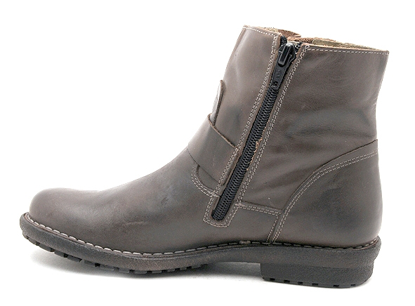 Chacal boots bottine plates 4015 marron1769601_3