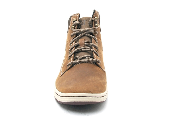 Caterpillar boots bottine colfax mid marron1806701_4
