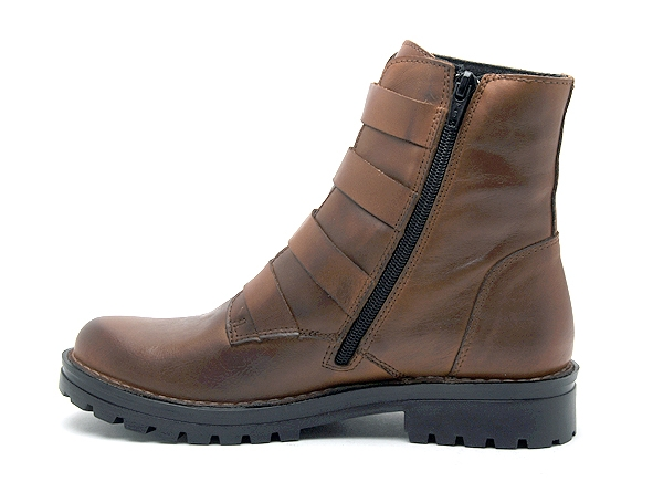 Chacal boots bottine plates 4465 marron1824201_3