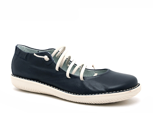 Chacal ballerines 4611_bleu1836201_2