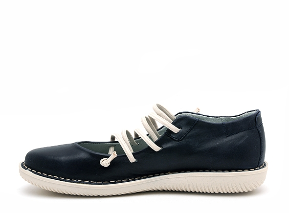 Chacal ballerines 4611_bleu1836201_3