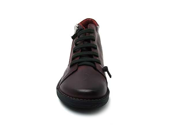 Chacal boots bottine plates 4803 bordeaux1856904_4