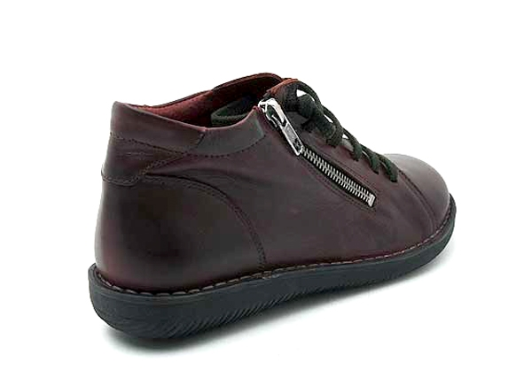 Chacal boots bottine plates 4803 bordeaux1856904_5