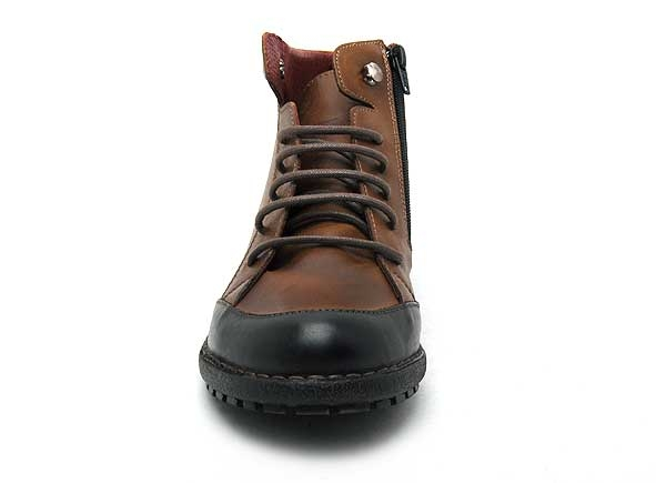 Chacal boots bottine plates 4820 marron1857501_4