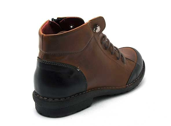 Chacal boots bottine plates 4820 marron1857501_5