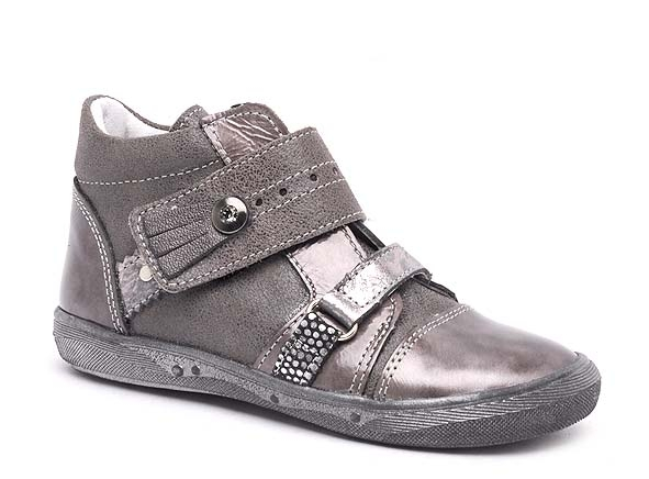 Bellamy boots bottine 331 cadix gris