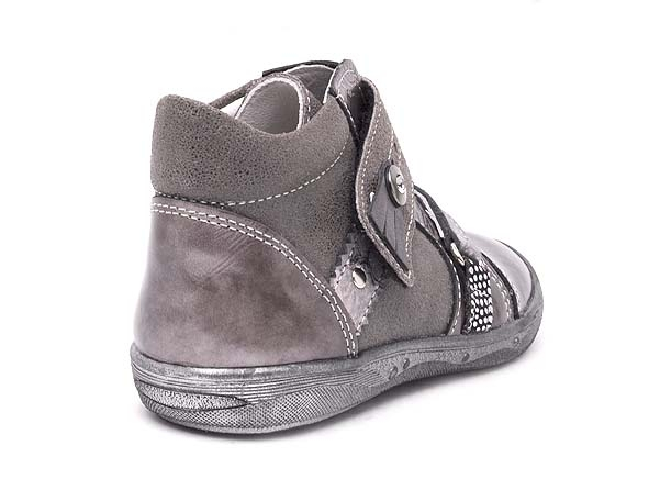 Bellamy boots bottine 331 cadix gris6296101_5