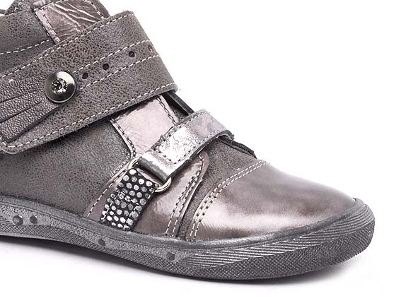 Bellamy boots bottine 331 cadix gris6296101_6