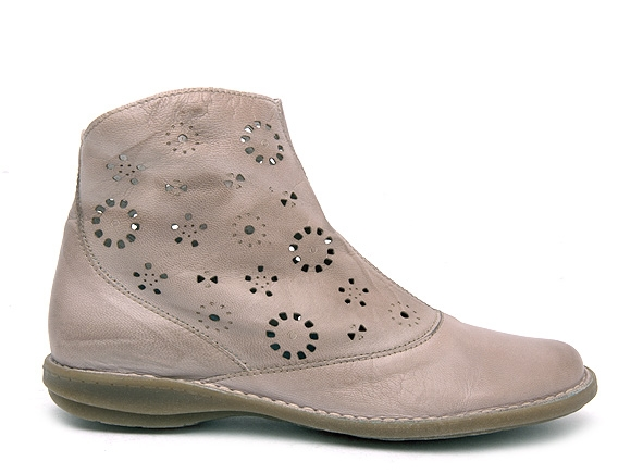 Chacal boots bottine plates 2622 beige7029101_2