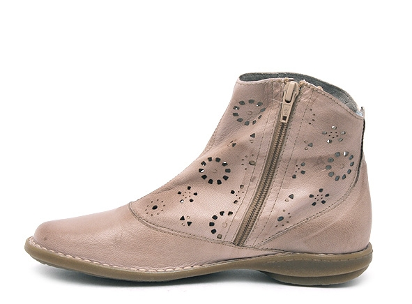 Chacal boots bottine plates 2622 beige7029101_3