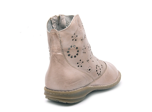 Chacal boots bottine plates 2622 beige7029101_5