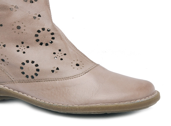 Chacal boots bottine plates 2622 beige7029101_6