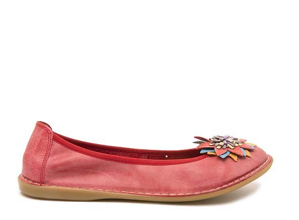 Alce shoes ballerines 7461 rouge7058801_2