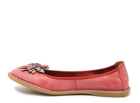 Alce shoes ballerines 7461 rouge7058801_3