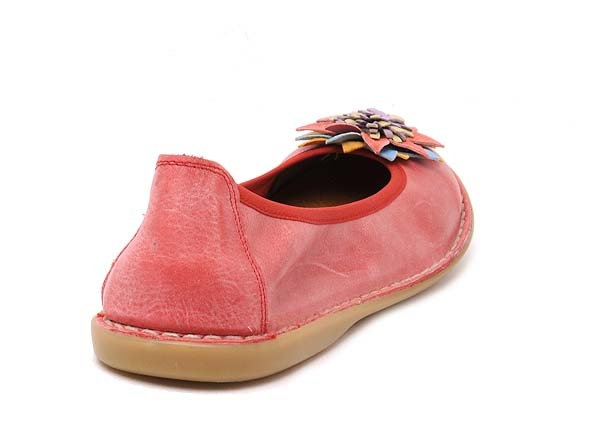 Alce shoes ballerines 7461 rouge7058801_5