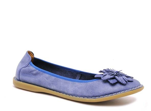 Alce shoes ballerines 7464 bleu