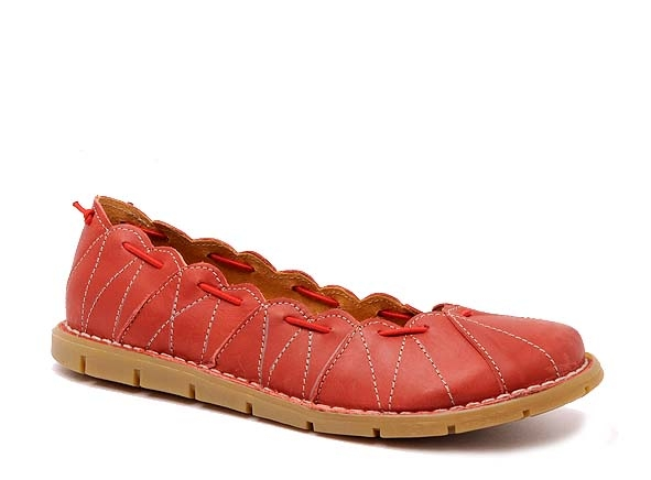 Alce shoes ballerines 8553 rouge