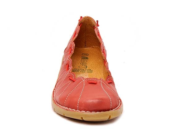Alce shoes ballerines 8553 rouge7059001_4
