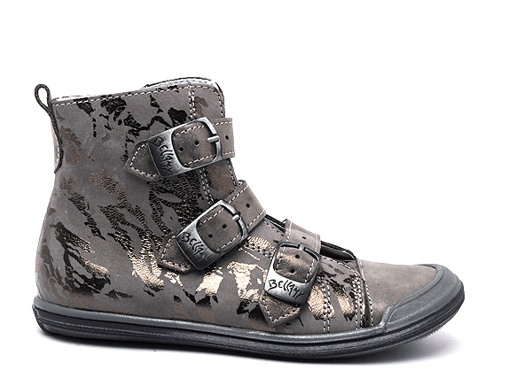 Bellamy boots bottine fiere 350 gris7167701_2
