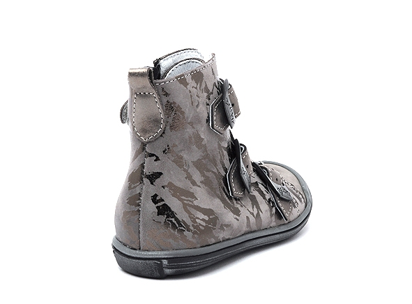 Bellamy boots bottine fiere 350 gris7167701_5
