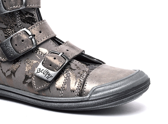 Bellamy boots bottine fiere 350 gris7167701_6