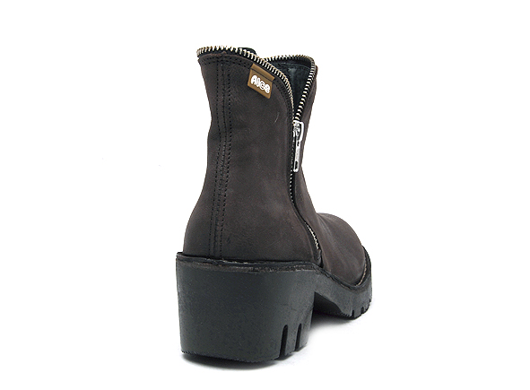 Alce shoes boots bottine talons 8768 marron7195301_5
