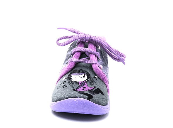 Babybotte chaussons mamout violet7264802_4