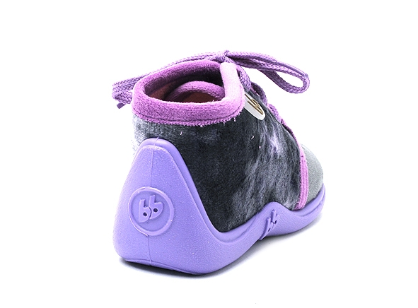 Babybotte chaussons mamout violet7264802_5